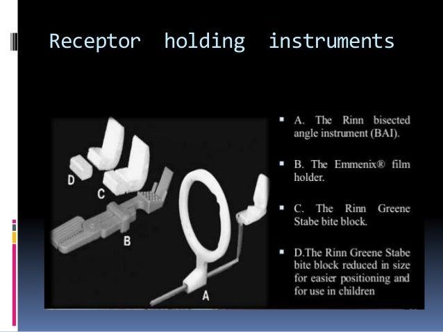 Intra Oral Radiographs