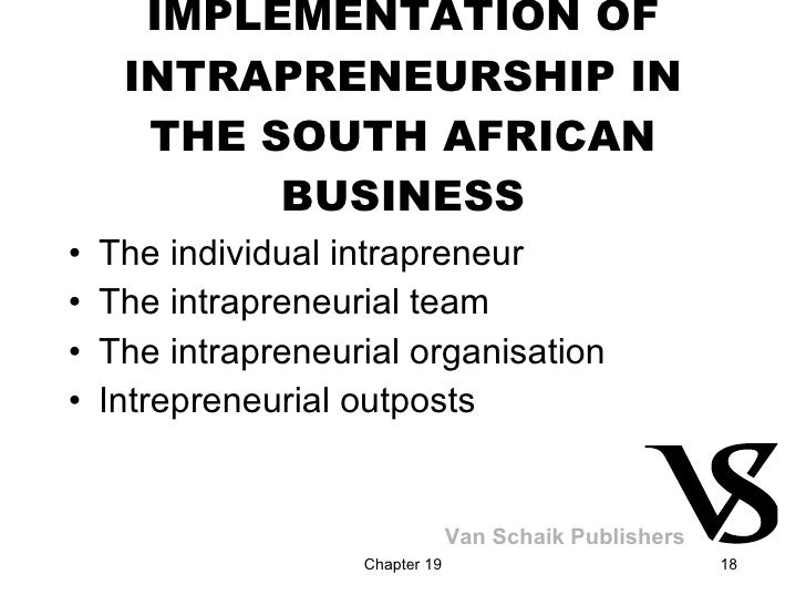 Corporate Entrepreneurship and its Importance in Large Companies