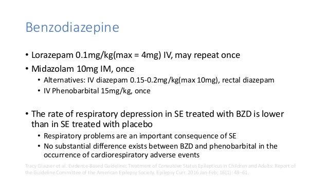 Intravenous anti epileptic drug review Slide 3