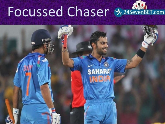 Interesting Fact About Virat Kohli - Online Cricket Betting Slide 2
