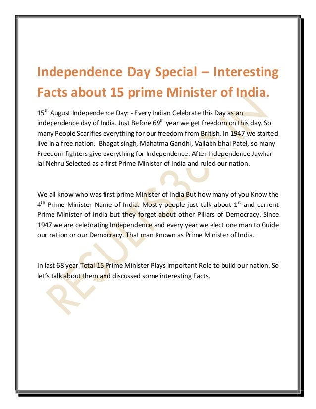 what is the importance of independence day in india