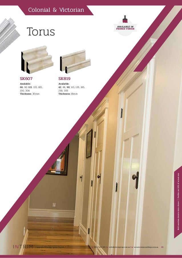Intrim Mouldings Intro Booklet