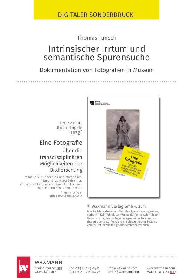 www.waxmann.com Mehr zum Buch hier. Steinfurter Str. 555 48159 Münster Fon 0251–26504-0 Fax 0251–26504-26 info@w...