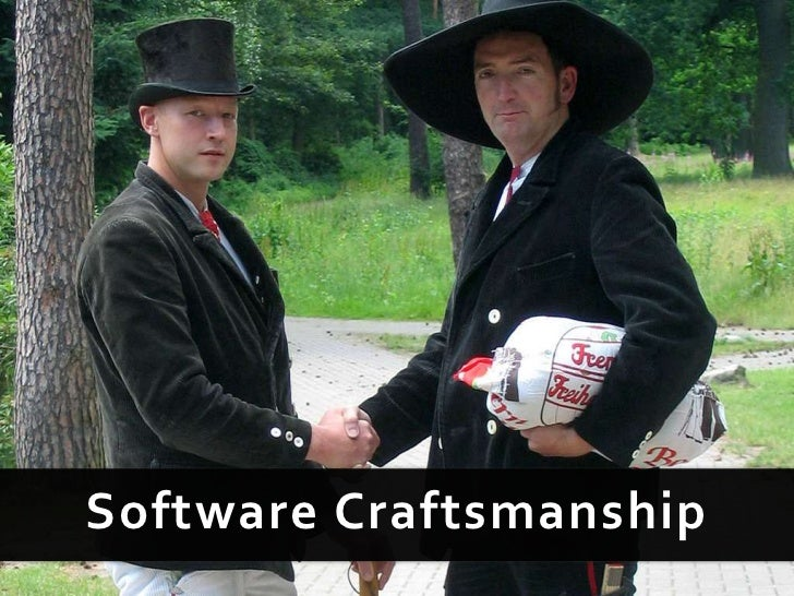 Software Craftsmanship<br />
