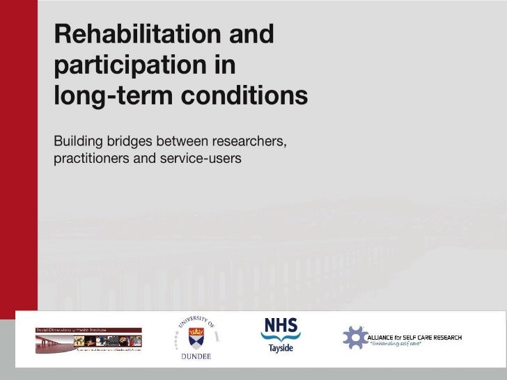 Intro Rehab Participation Conference