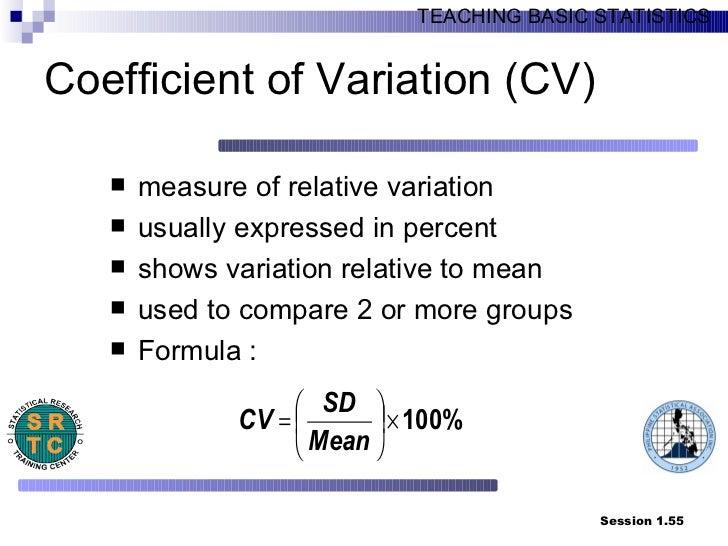 Math 102- Statistics