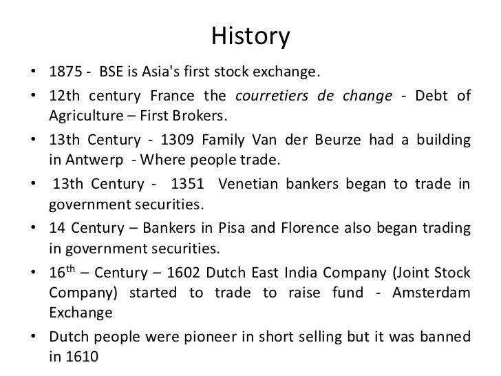 Share Market.