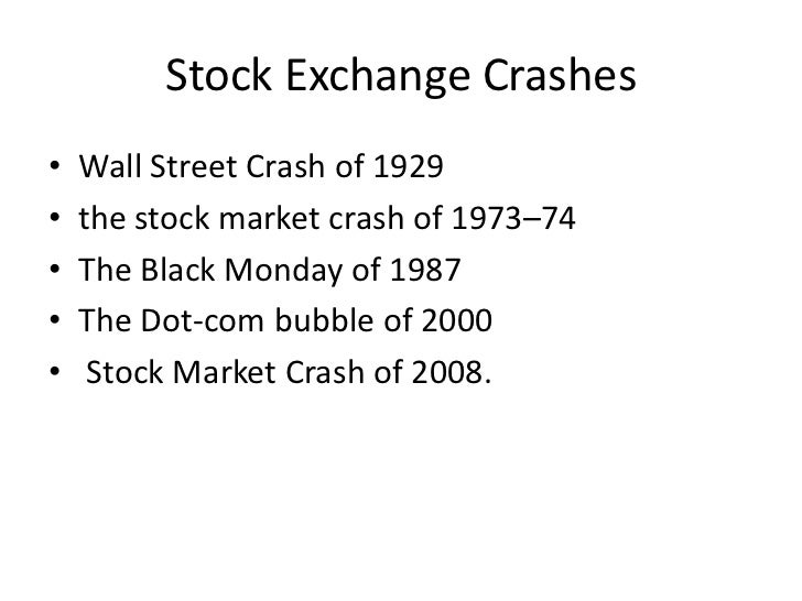 Stocks — Part 1: There's a major market crash coming!!!! and Dr. Lo can't save you.