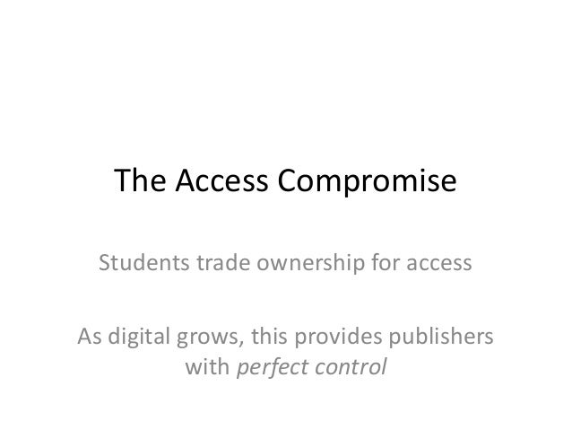 Use copyright to enable sharing