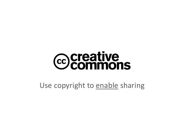 Over 500M OER in the World Over half a billion pieces of content use Creative Commons licenses