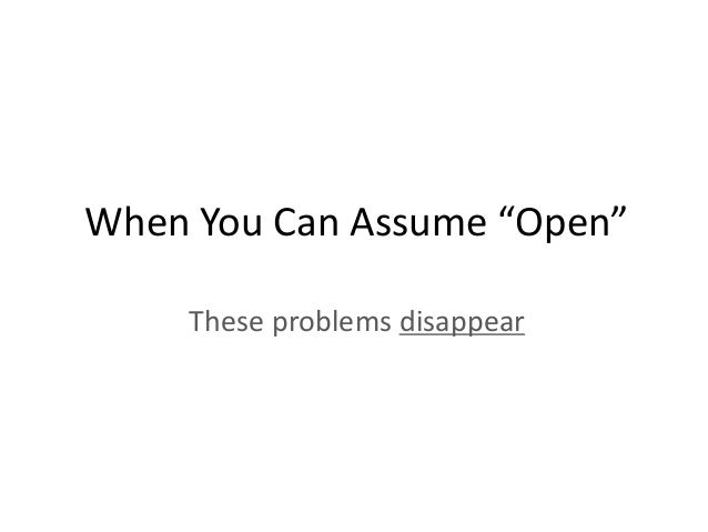 1. OER as Worked Example Help students understand the design of the OER you've assigned