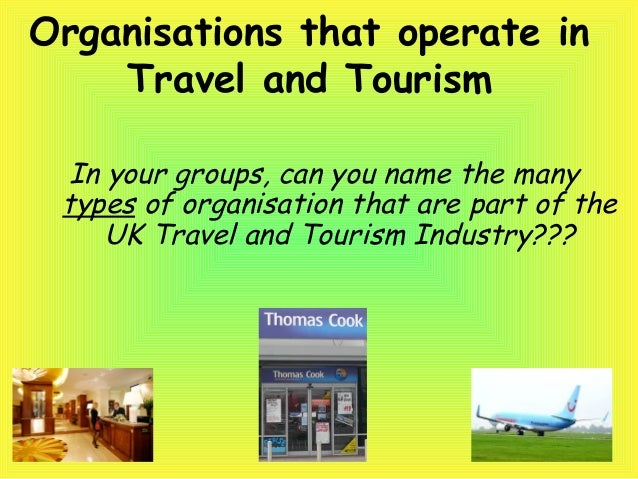 essay on travel and tourism industry
