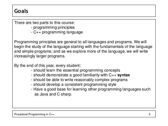Intro. to prog. c++ Slide 3