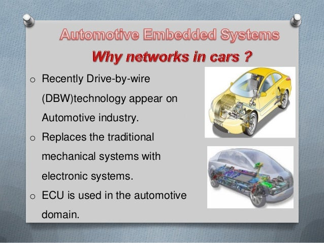 Embedded Systems In Automotive