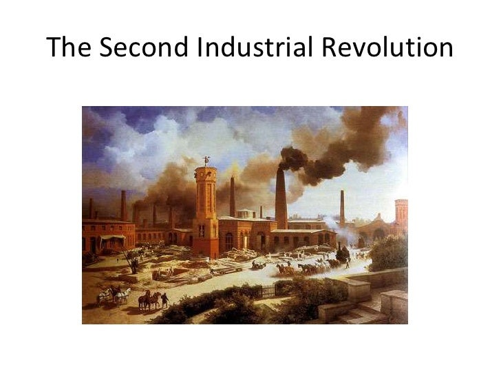 similarities between industrial revolution and technilogic Similarities between the industrial revolution and the  the industrial revolution was a period in the late 18th and early 19th century when major.