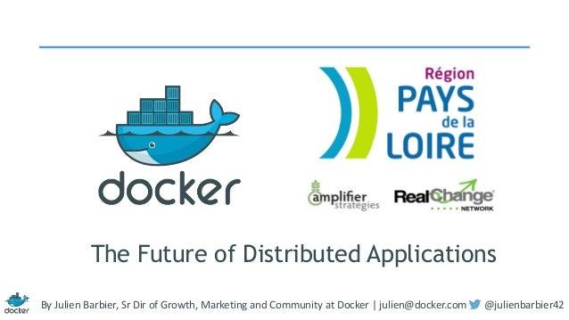 Intro Docker to Loire Atlantique