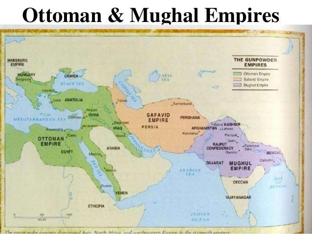 World History Timeline (1450-1750)