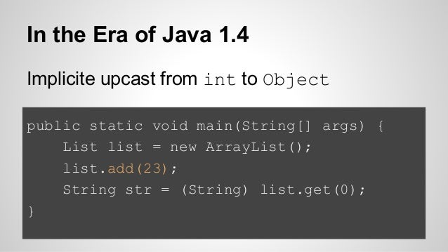Hello, Type Systems! - Introduction to Featherweight Java