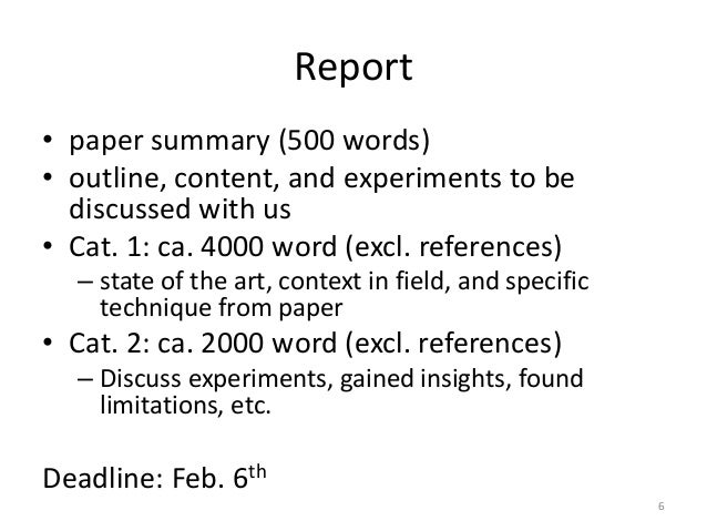 seminar on parallel and concurrent programming report paper summary 500 words