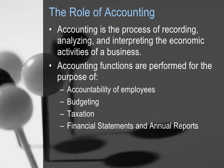 intro accounting Introduction to accounting - chapter summary and learning objectives accounting is found in every business it is how a company manages the flow of money in and out of the business.