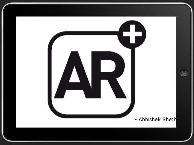- Abhishek Sheth