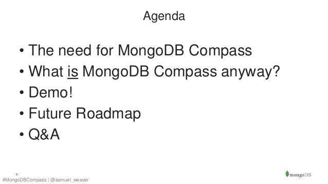 mongodb compass how to connect