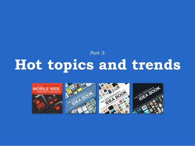 The original debate Contributors: - MS Metro UI + iOS7 + Android - Responsive design - Greater focus on Type  Source: http...