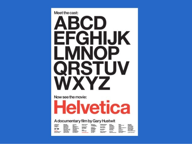 We are particular about type  My favorite font!