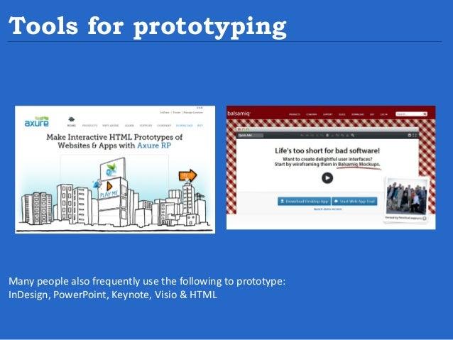 Demo PDF prototype Demo Axure prototype