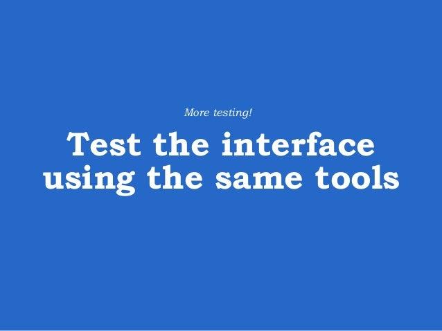 User testing tools User observation