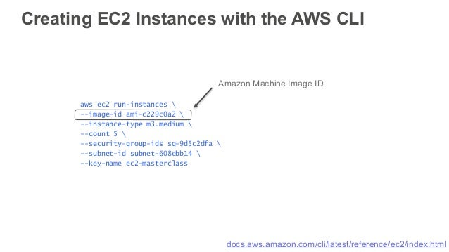 Getting Started with Amazon EC2