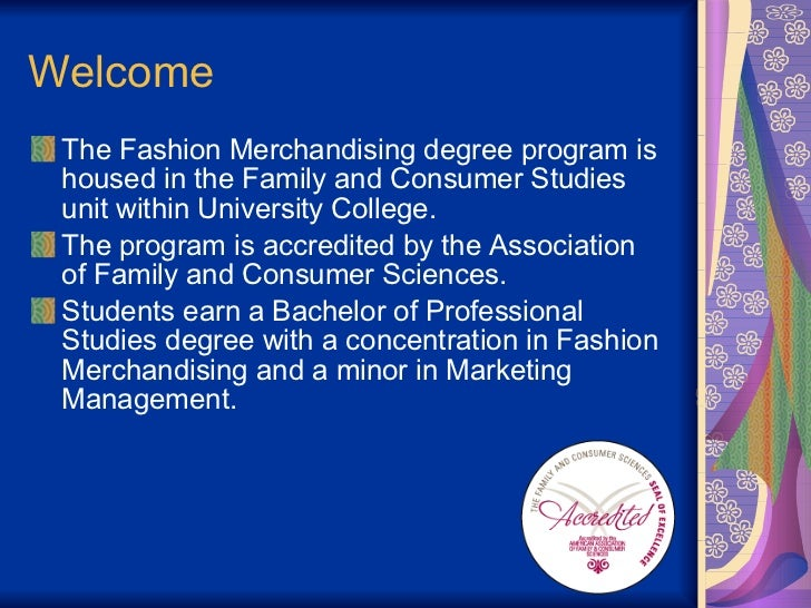 Intro to fashion marketing 99