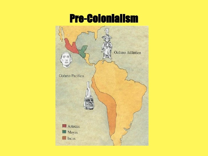 Colonial South America Map.Intro To Latin America
