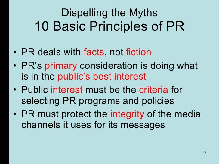Dispelling the Myth of PR Multipliers and Other Inflationary Audience Measures