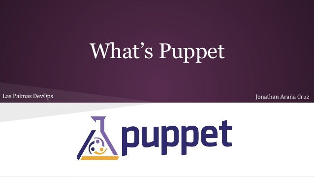 What's Puppet