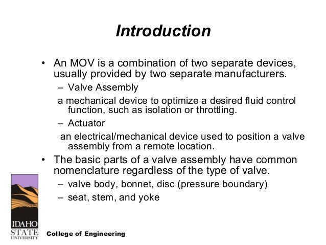 Nrc course on motor operated valves and limitorque 3 cheapraybanclubmaster Images