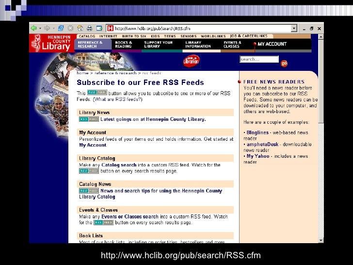 http://www.hclib.org/pub/search/RSS.cfm