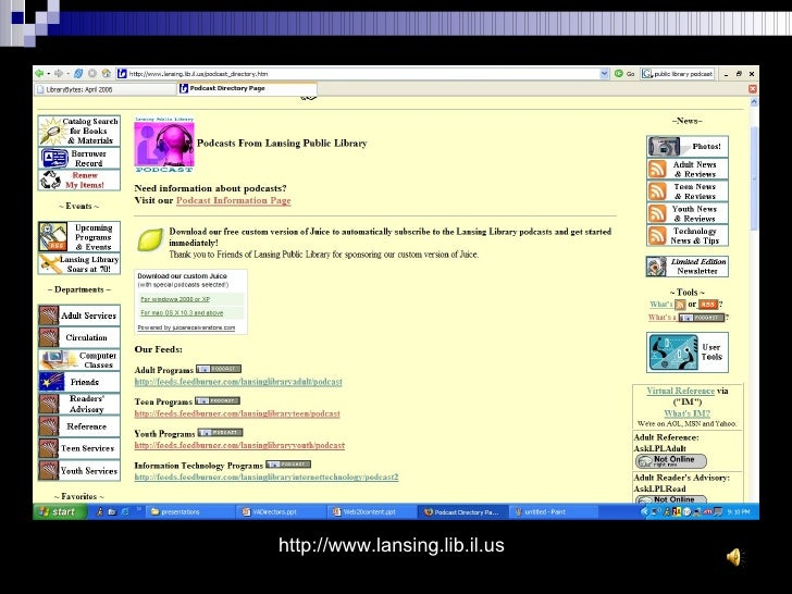 http://www.lansing.lib.il.us