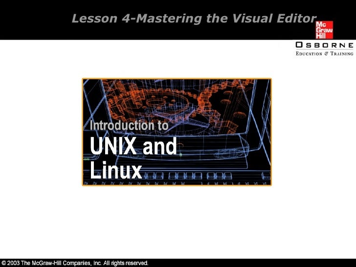 Lesson 4-Mastering the Visual Editor