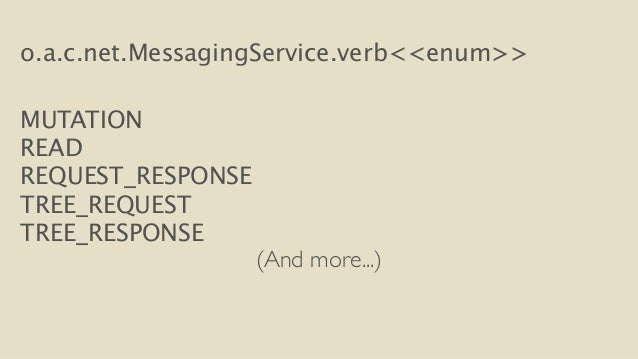 o.a.c.net.MessagingService.verb<<enum>>  !  MUTATION  READ  REQUEST_RESPONSE  TREE_REQUEST  TREE_RESPONSE  (And more...)