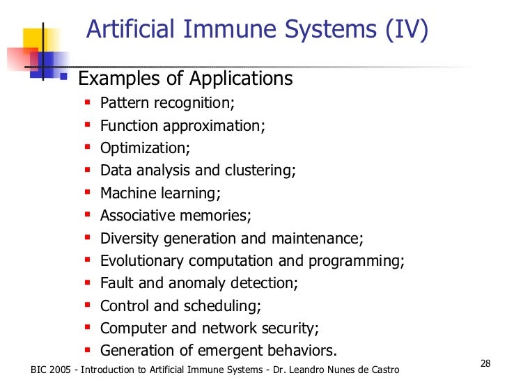 2005 An Introduction To Artificial Immune Systems