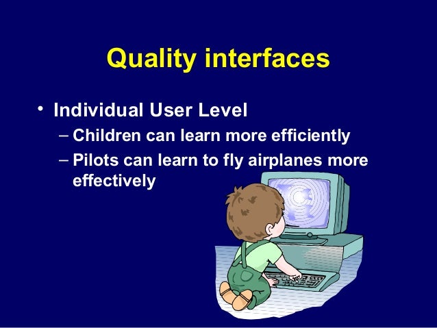 human factors and user interfaces assignment In this course, you will gain an understanding of the critical importance of user interface design you will also learn industry-standard methods for how to approach the design of a user interface and key theories and frameworks that underlie the design of most interfaces you use today through a series of.