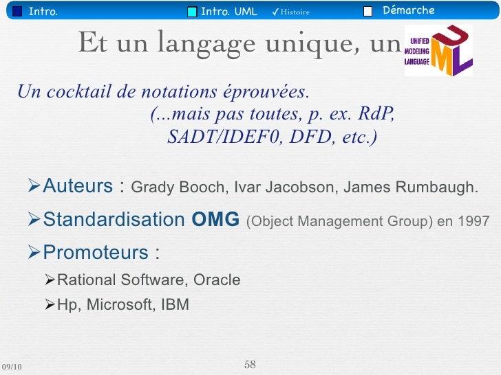 PDF UML le langage de mod lisation objet unifi cours et formation gratuit