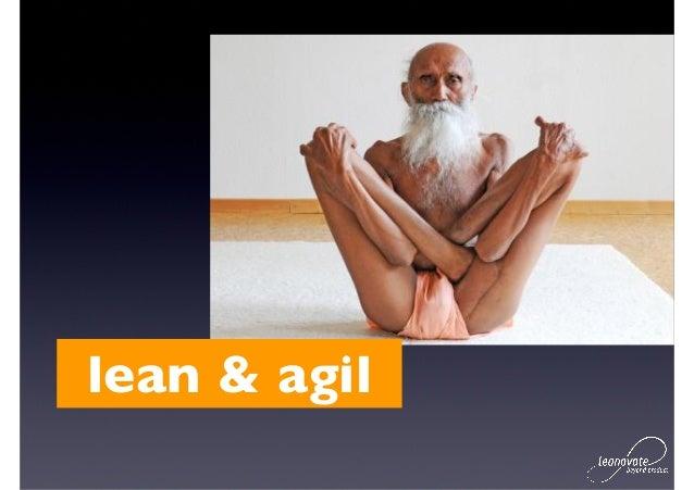 lean & agil