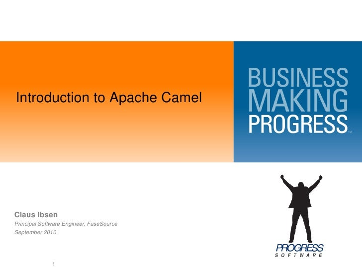 Apache Camel Introduction
