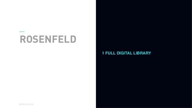 01 WORLD IA DAY 2016 ROSENFELD 1 FULL DIGITAL LIBRARY