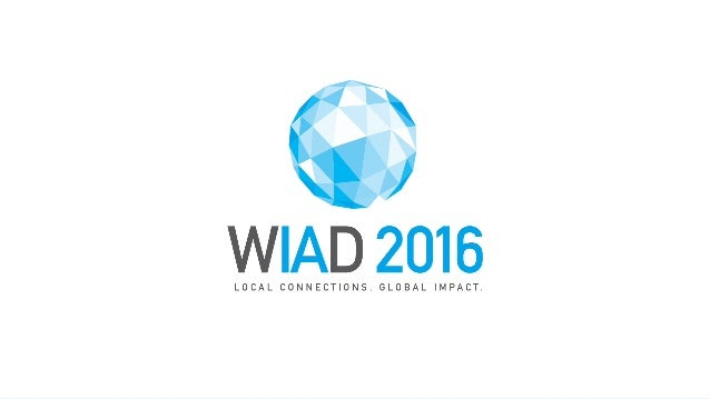 01 WORLD IA DAY 2016 HTTP://IS.GD/WIADWELCOMEVID