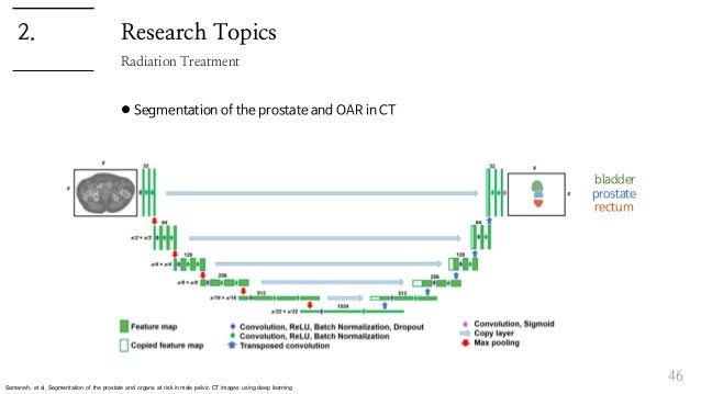 Research Topics  Segmentation of the prostate and OAR in CT 46 Radiation Treatment 2. Samaneh, et al. Segmentation of the...