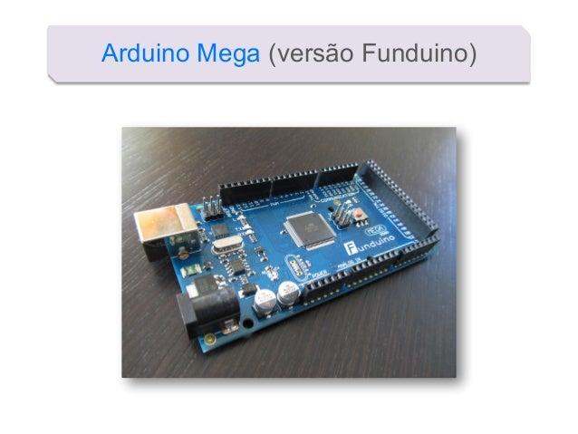 Arduino Mega (versão Funduino)