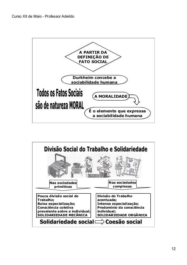 Introducao A Sociologia